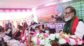 বাঙালির মুখ উজ্জ্বল করেছেন শেখ হাসিনা: মুক্তিযুদ্ধবিষয়ক মন্ত্রী