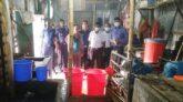 মাধবপুরে ভ্রাম্যমাণ আদালতের অভিযানে ৩ প্রতিষ্ঠানকে জরিমানা