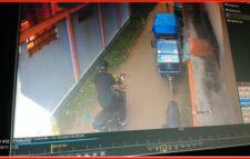 গোলাপগঞ্জে মটরসাইকেল চুরি: সিসিটিভি ফুটেজে ধরা পড়লো নিয়ে যাওয়ার দৃশ্য