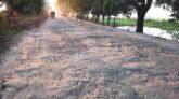 সিলেট-বিয়ানীবাজার সড়কের সংস্কার কাজে ধীরগতি: দূর্ভোগ