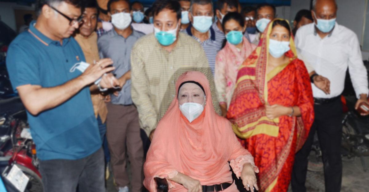 সরকার কেন খালেদা জিয়াকে জামিন দিচ্ছেন না, প্রশ্ন করেন ফখরুল